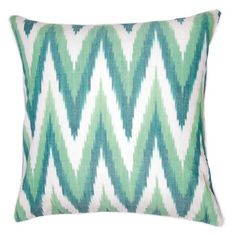 Ikat Heart Pillow, $35, now featured on Fab. Much less sure about how all these will match. http://fab.com/sale/18813/product/99246/?usid=4