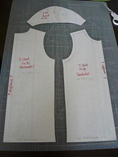 ... mit dem Hang zur Nadel: Erstelle einen eigenen T-Shirt- Schnitt