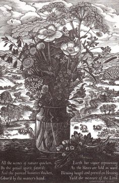 "Marcus Beavin (1946- ) ""Spring Morning"" wood engraving. Signed, titled and numbered 39/100. 255 X 167 mm. £175.00"