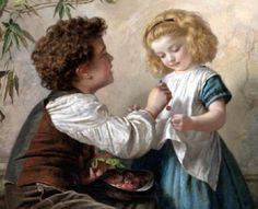 sophie andersen paintings | Sophie Anderson (1823 – 1903, French-born English) | Amazing Art