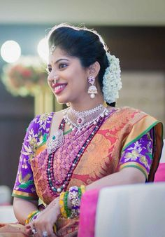 Sunday Super South Indian Bride  #SouthIndian   #Bride