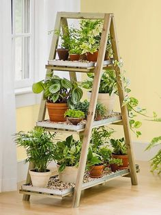 5 Simple Ways to Make the Best DIY Plant Stands