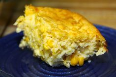 For the Love of Food: Sweet Corn Spoonbread Casserole New Cooking, Cooking Recipes, Dishes Recipes, Bread Recipes, Yummy Recipes, Creamed Corn Recipes, Corn Dishes, Sweet Cornbread, Bread Appetizers