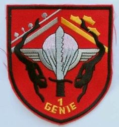 France. 9th Regiment Chasseurs, 6 CCS, Commando
