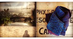 A lovely hand made scarf which can be found on the urbanorchard.ca website