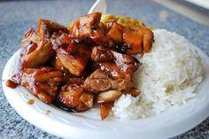 DCB Bourbon Chicken   Recipe Binder