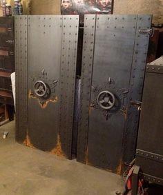 Hanging doors?