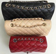 0557cb267842 Types Of Handbags, Chanel Mini, Luxury Bags, Luxury Handbags, Branded Bags,