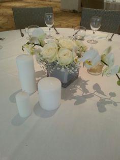 Décoration de table restaurant mariage