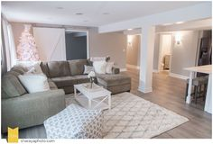 House Projects: Before and After: BASEMENT FINISH!!