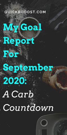 Take a look at my September 2020 goal setting progress report. Discover which goals are getting achieved and which are not. #goalsetting #goals