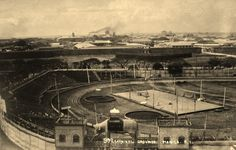 1910 Carnival Grounds in Manila (ctto) Pinoy, Vintage Pictures, Manila, Filipino, Old Photos, Philippines, Paris Skyline, Carnival, History