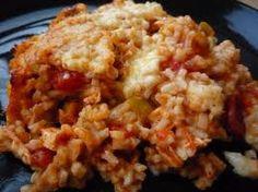 Weight Watchers Recipes - Tex-Mex Chicken Casserole