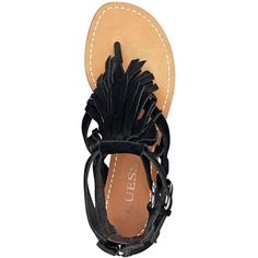 Guess black suede sandal - Google Search