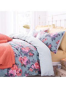 Ludlow rose print duvet cover king