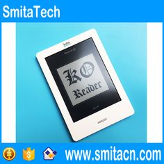 6 inch PDF eReader E book Reader Original Kobo e-ink Touch screen WiFi 2GB electronic e Book Reader  #Affiliate