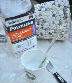 mix up grout