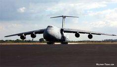 The Lockheed C-5 Galaxy