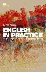 English in Practice : in pursuit of English studies / Peter Barry. - Second Edition, 2014   http://bu.univ-angers.fr/rechercher/description?notice=000807275