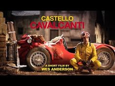 The trailer for Wes Anderson's Castello Cavalcanti, which will have its world premiere tomorrow at the Rome Film Festival. The short is about leading Formula racing driver Jed Cavalcanti, and set during the 1955 Molte Miglia rally in Italy, and as you can imagine, classic Anderson.