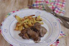 Hígados de pollo al ajo en Actiffry