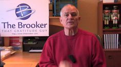 New Years Eve - 2013:  The Brooker - That Gratitude Guy:  David George B...