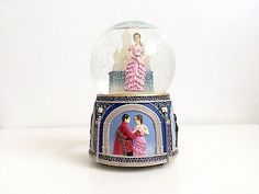 Hermione Yule Ball Harry Potter San Francisco Music Box Company Snow Globe
