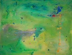 La vida no imita al arte: Helen Frankenthaler: Paisajes y emociones.