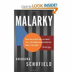 Malarky: Anakana Schofield's debut novel