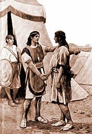Learning from David, Saul, and Jonathan.  Jealousy versus Friendship