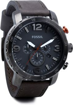 Buy Fossil Analog Watch  - For Men: Watch  It is very beautiful watch!