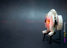 Portal Lego - Are you still there?
