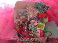September Posh Pak for girls 5-8 Poshpak.com #poshpak #subscriptionbox #giftsforgirls Gifts For Girls, Ale, Frozen, September, Boxes, Gift Ideas, Children, Young Children, Crates