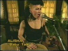 Alisha - Baby talk - YouTube