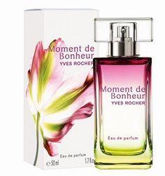 Moment de Bonheur (YVES ROCHER) Eau de Parfum, Vapo 50 ml, Cod. 33013