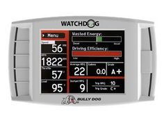 Bully Dog WatchDog Multi-Function Gauge - Midwest Aftermarket