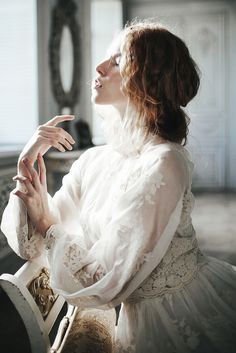 Image uploaded by LeNoir. Find images and videos about white, vintage and dress on We Heart It - the app to get lost in what you love. Doll Style, Lenoir, Tessa Gray, Portrait, Danielle Steel, Lafayette, Madame, Lady, Character Inspiration