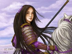 Utaku Genshi-L5R Art - from Legend of the Five Rings (L5R) ccg: Samurai Edition. This piece is entirely digital, created using Photoshop. Copyright: AEG 2007. Used by the artist for portfolio purposes. Prints available f...