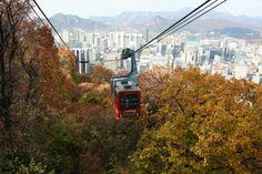 Namsan Cable Car (남산...
