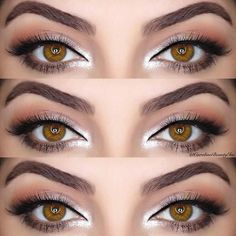 Different Eyeliner Styles for Beautiful Ladies to Try Now ★ See more: https://makeupjournal.com/eyeliner-styles-try-now/
