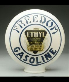 1-Piece Freedom Ethyl Gas Globe