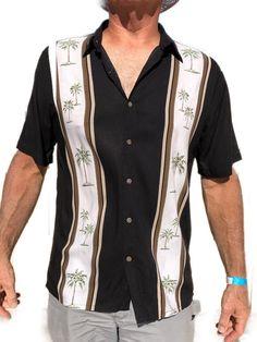 Hawaiian Rockabilly Button Up Shirt Unisex Islander Brand