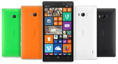 Lumia 930 colours