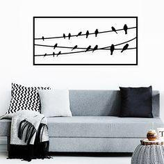 wires - אלגנטי אומנות במתכת #עיצובפנים #interior #wallart #walldecor #homedecor #עיצובפנים