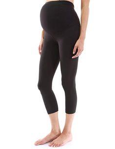 8c0efc273dab9 PattyBoutik, Mama Shaping Series Maternity Crop Legging Yoga Pants Best Maternity  Leggings,