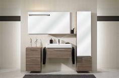 Bathroom furniture by PELIPAL