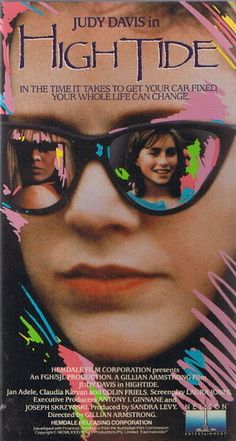 This little-known Australian film starring Judy Davis is absolutely phenomenal. One of Gillian Armstrong's early films, and still one of her best. See it with your mom, a mom - heartbreaking yet never overly sentimental. Harold Lloyd, Vhs Movie, Information Poster, Silent Film Stars, Movie Covers, Movies Playing, Original Movie Posters, High Tide, Sports Stars