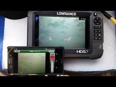 VIDEONÁVOD: Ako prepojiť sonar LOWRANCE HDS7 GEN3 s podvodnou kamerou Vexilar