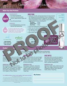 Essential Perfumes Tear Pad - roller bottles - 2