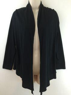 Soft Surroundings Light Cardigan Sweater. Soft Surroundings womens size Extra Small / XS. This Soft Surroundings sweater is in nice condition. 60% rayon, 40% cotton, Machine Wash. Long sleeves, Princess seams, Lightweight.   eBay!